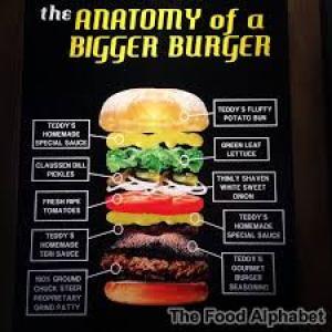 teddys burger