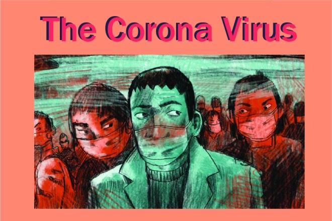 The corona virus - Caleb Lim