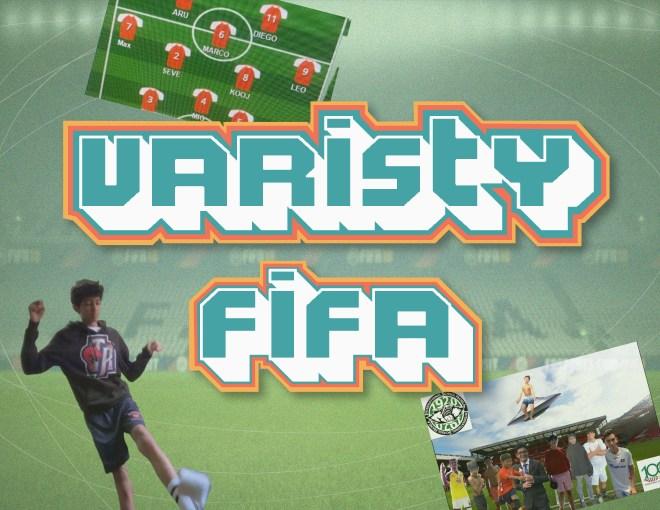 BT Varsity FIFA - Raina Hwang