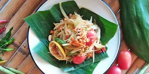 Thai Cooking Class Som Tum