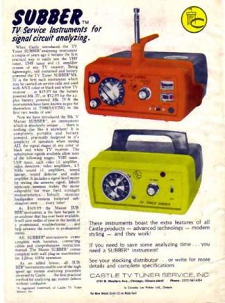 TV - Radio - Stereo Ads