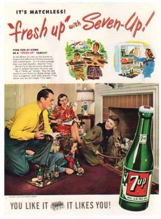 Soda Ads