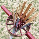 Comment Diviser le Bambou en Lamelles avec un Fendoir à Bambou ?