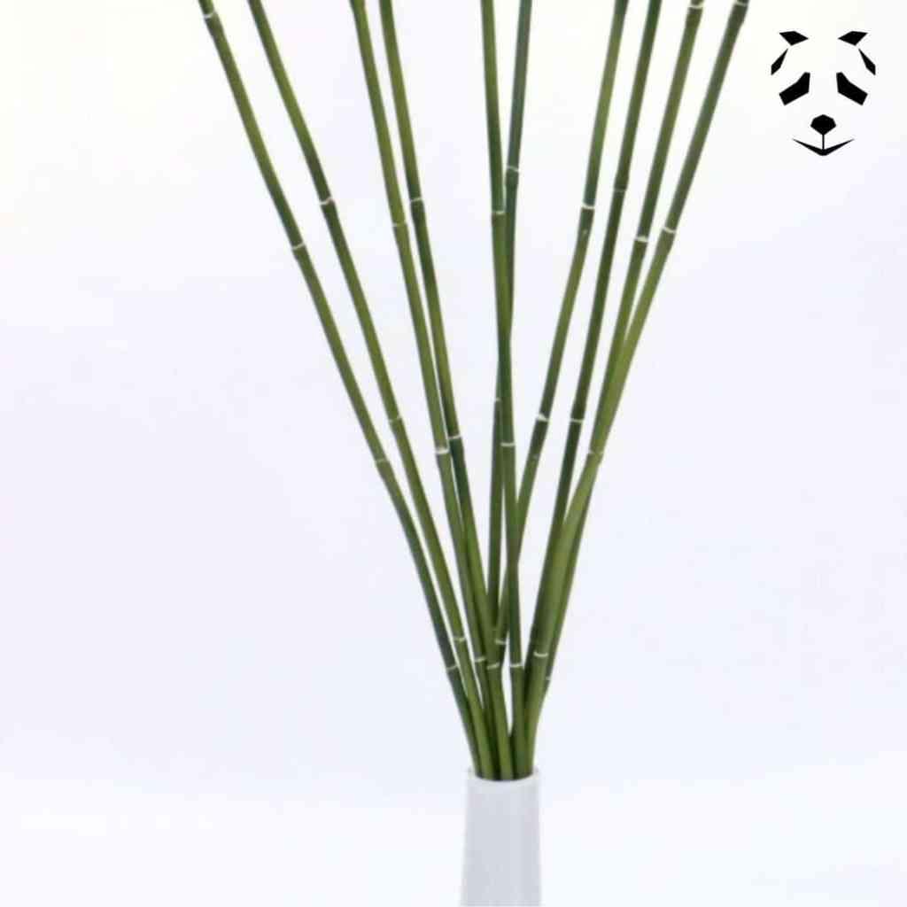 Tiges de bambou artificiel