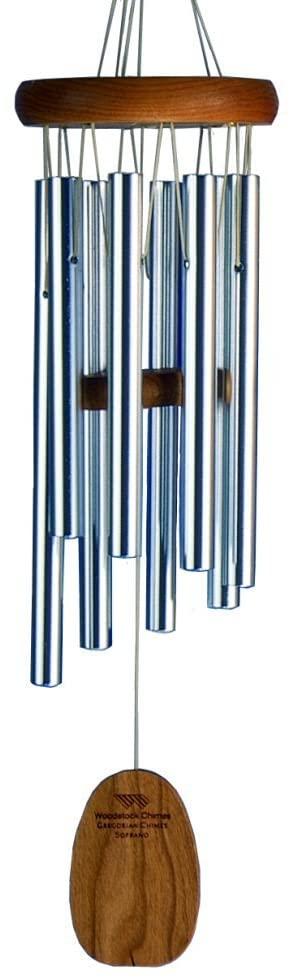 Carillon à vent en métal