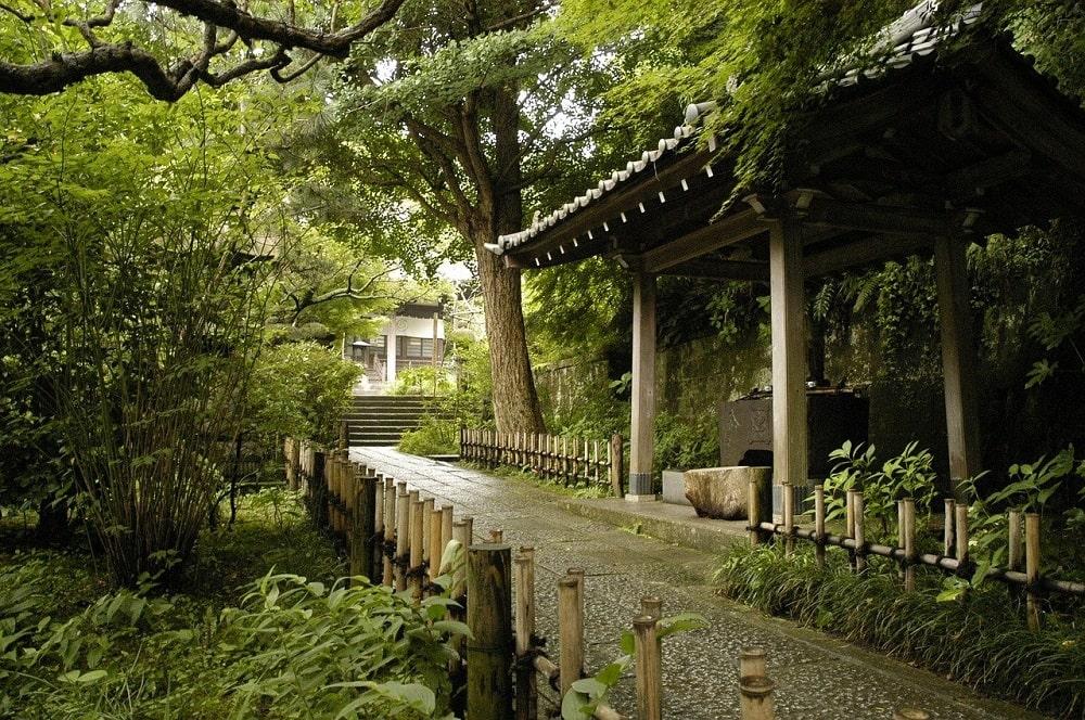 Temple de Kamakura