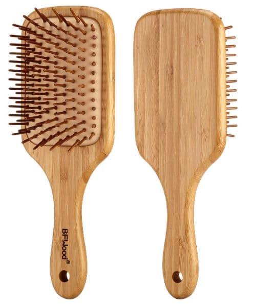 Brosse à cheveux bambou BFWood