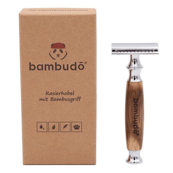 Der Rasierhobel von bambudo