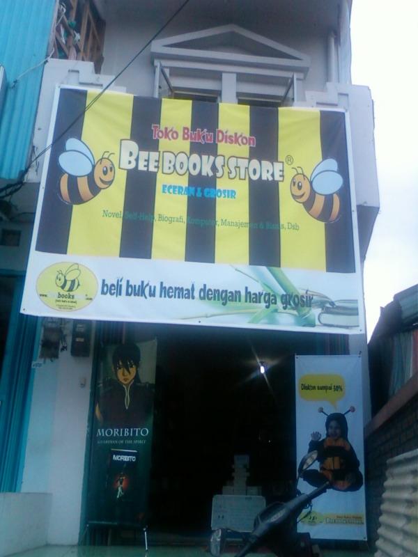 Bee Books Store (3/6)