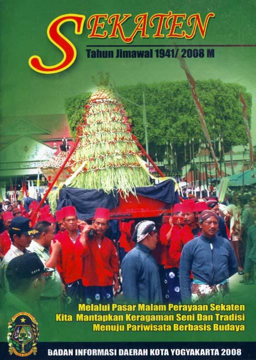 Gambar Tradisi Sekaten : gambar, tradisi, sekaten, Sekaten, BambuRuncing