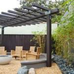 Aranżacje z bambusami na taras – klika pomysłów