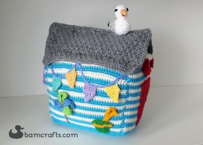 crochet beach house side 1
