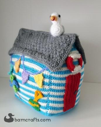 crochet beach house side 1b
