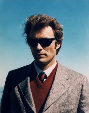 Clint Eastwood in one of his most iconic roles, Dirty Harry (1971).