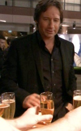 David Duchovny as Hank Moody in the fourth episode of Californication.