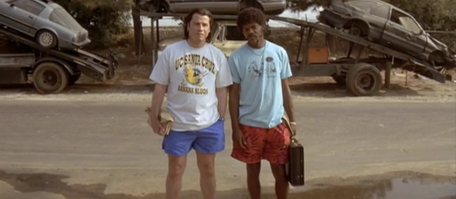 """Dorks. They look like dorks."""