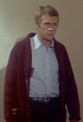 Steve McQueen as Bullitt.