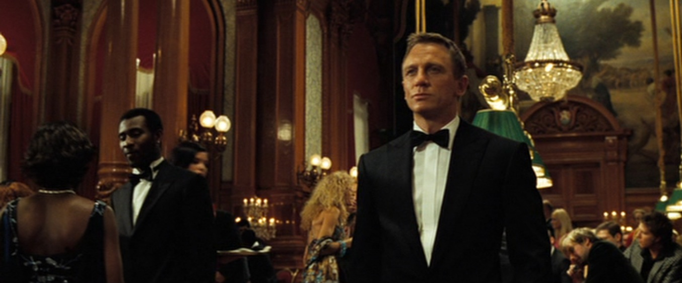 who made the tuxedo in casino royale