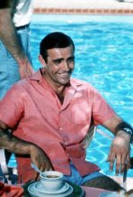 Sean Connery in Thunderball (1965)