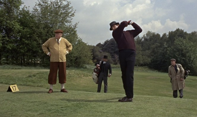 Which of these four guys would you rather look like on a golf course?