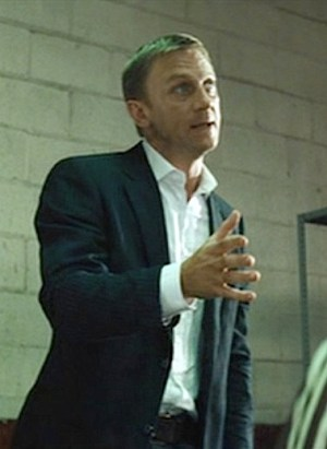 Daniel Craig in Layer Cake.