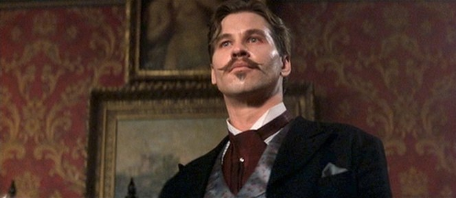 Val Kilmer's Doc Holliday