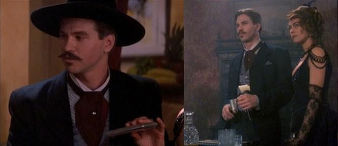 Val Kilmer's Doc Holliday