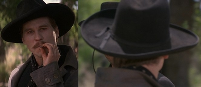 Tombstone asks us to defy all known Western tropes by rooting for the man in the black hat.