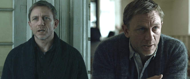 This is a good sweater movie if you're, you know, a sweater guy.