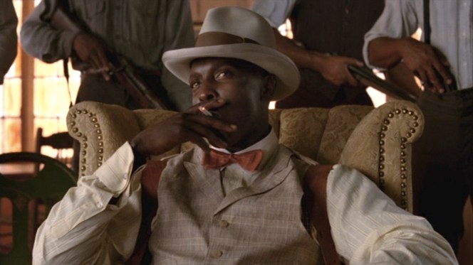 This cigarette scene is going much better than Omar buying a soft pack of Newports.