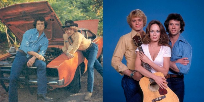 "The show's final costumes were ready before the General Lee (no ""01"", different plates, etc.) Evidently, the network still believed in the strength of its stars rather than blindly and mistakenly putting all its faith in the car instead."