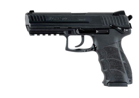 A standard, uncompensated H&K P30L.