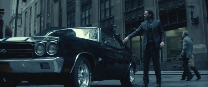 Give me a car like that, and I'd probably forget all about revenge.