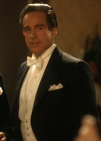"""Warren Beatty as """"Bugsy"""" Siegel in Bugsy (1991)"""