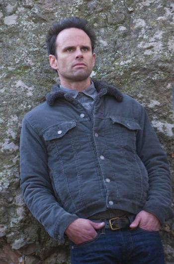 Walton Goggins as Boyd Crowder on FX's Justified.