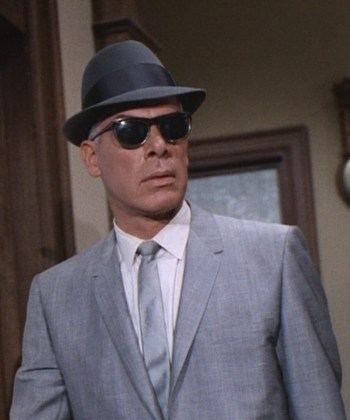 Lee Marvin as Charlie Strom in The Killers (1964).