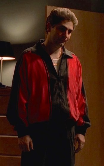 "Michael Imperioli as Christopher Molitsanti on The Sopranos (Episode 4.05: ""Pie-O-My"")"