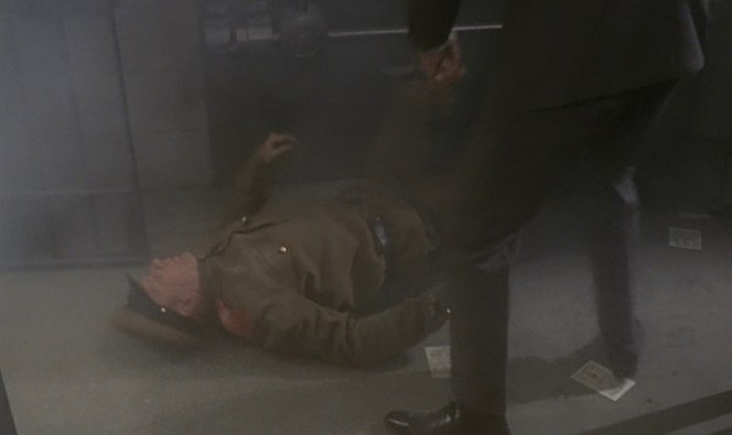 Kicking some Soviet ass.