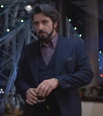 Al Pacino as Carlito Brigante in Carlito's Way (1993)