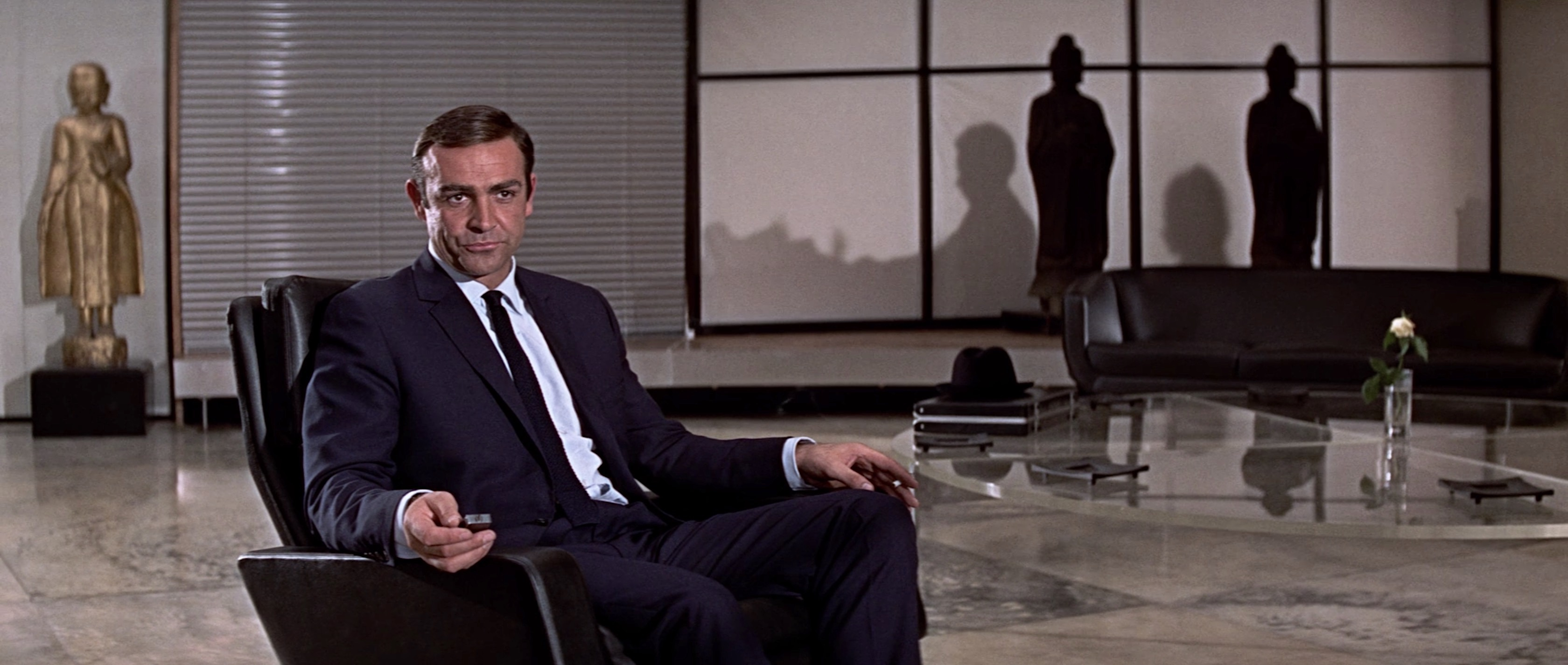 You Only Live Twice: Bond's Blue Suit in Japan » BAMF Style