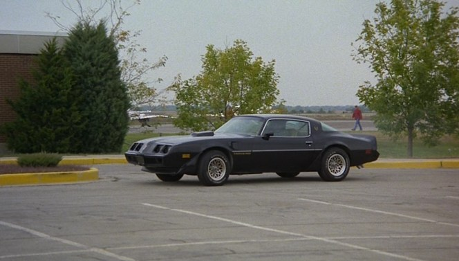 The Trans Am enjoys a few moments of tranquility before Papa lets it fall into the hands of the Branch brothers.