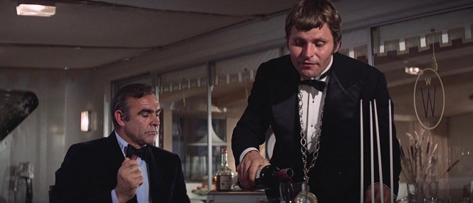 "To avoid being foiled by Mr. Bond in the future, arm yourself with the knowledge that a ""claret"" is a traditionally British English term for red wine produced in the Bordeaux region of France."