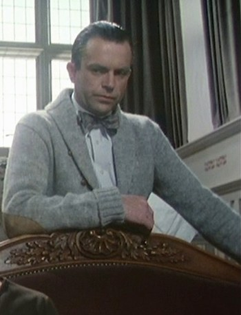 "Sam Neill as Sidney Reilly in Reilly: Ace of Spies (Episode 10: ""The Trust"")"