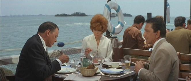 Gin for Tony, vodka for Ann.