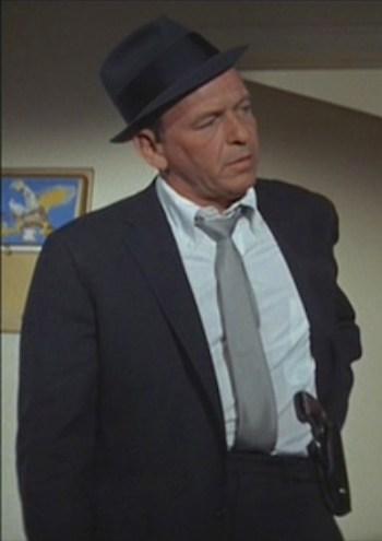 Frank Sinatra in Tony Rome (1967)
