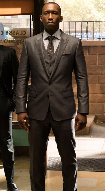 "Mahershala Ali as Cornell ""Cottonmouth"" Stokes on Luke Cage (Episode 1.02: ""Code of the Streets"")"