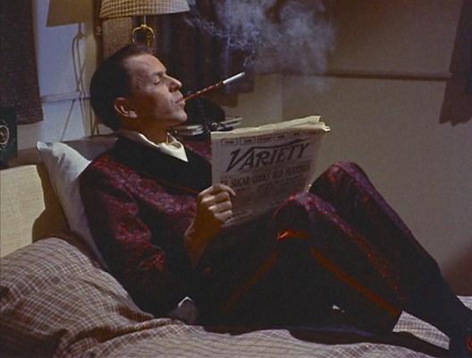 The good life, à la Joey Evans.