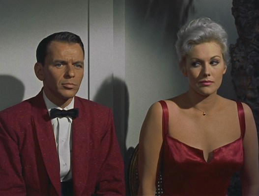 Joey and Linda, two galvanizing Galvinizers in red.