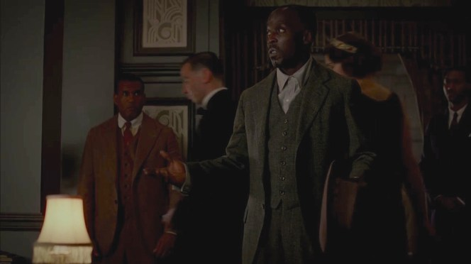 """""""You get everything,"""" Chalky offers to Dr. Narcisse, who smugly responds with """"I already have that."""""""