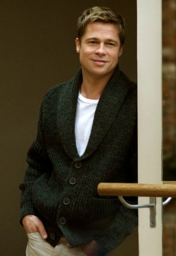 Brad Pitt as Benjamin Button in The Curious Case of Benjamin Button (2008)